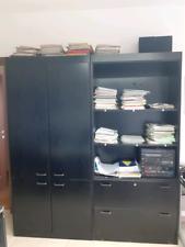 Vendo libreria con scrivania abbinata
