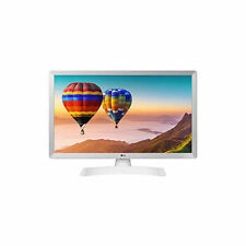 "Smart TV LG 28TN515SWZ 28"" HD Ready LED WiFi Bianco"