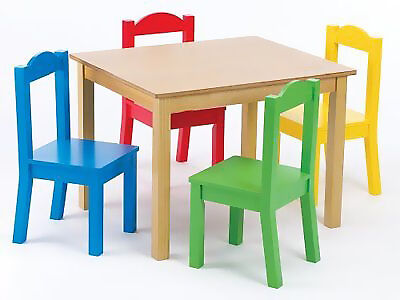 Top 5 girls play tables chairs ebay for Kid sized furniture