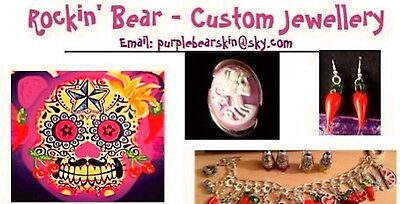 Rockin Bear Custom Jewellery