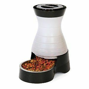 PetSafe Healthy Pet Food Station Gravity Feeder For Pets