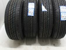 Kit di 4 gomme nuove 255/60/17 Toyo