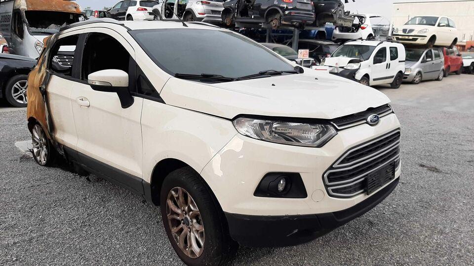 Ford ecosport 1.5td ricambi musata kit airbag motore xvjd 2