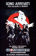 Poster Ghostbusters originale 100x140
