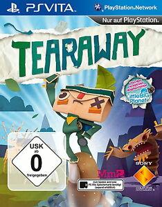 Tearaway (Sony PlayStation Vita) - <span itemprop=availableAtOrFrom>Leibnitz, Österreich</span> - Tearaway (Sony PlayStation Vita) - Leibnitz, Österreich