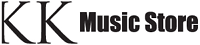 KK Music Store 99.3% Positive feedback