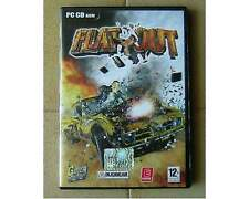 4 Videogames PC (Flatout - Serious Sam II - Tribes - Bloodlines)