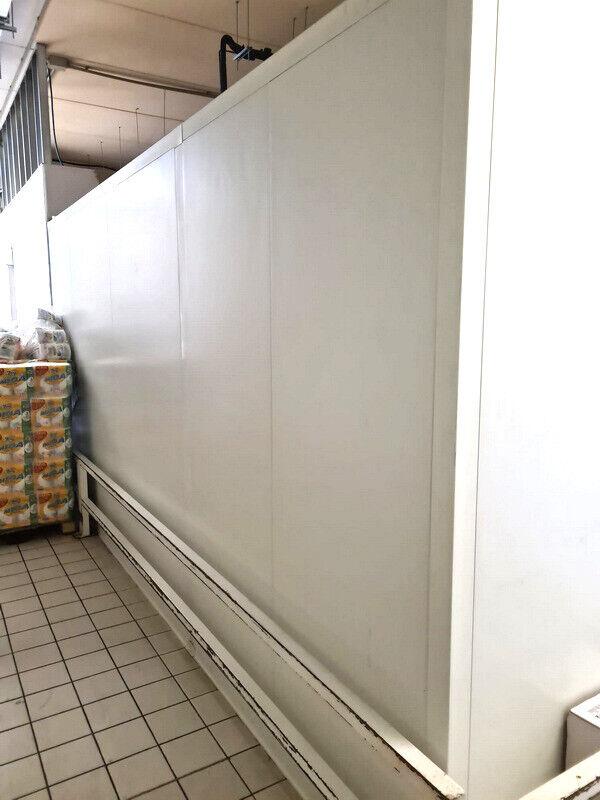 Cella frigo per supermercato in pronta consegna usata ma come 3