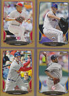 Bowman Major Leagues CC Sabathia Baseball Cards