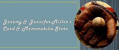 Jeremy&Jennifer Miller's Cards