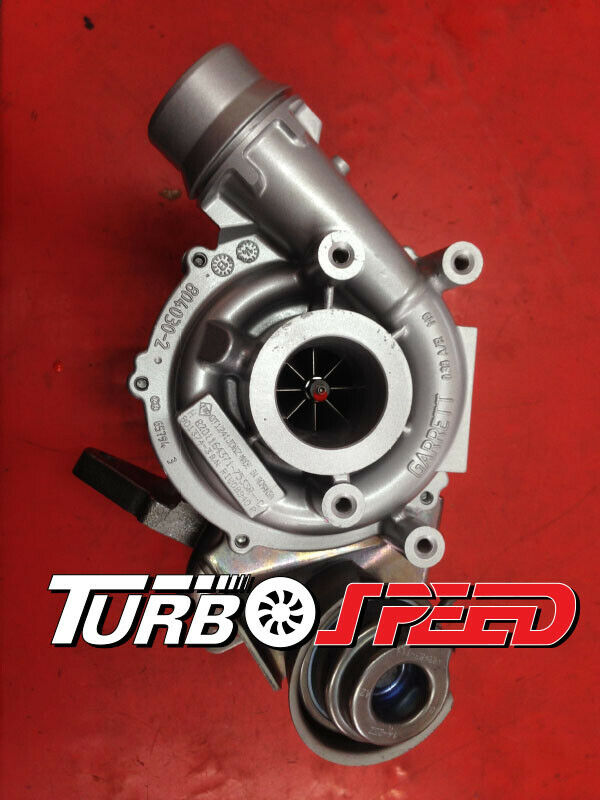 Turbo Rigenerato Audi A4, Seat Exeo 2.0 TDI 150cv