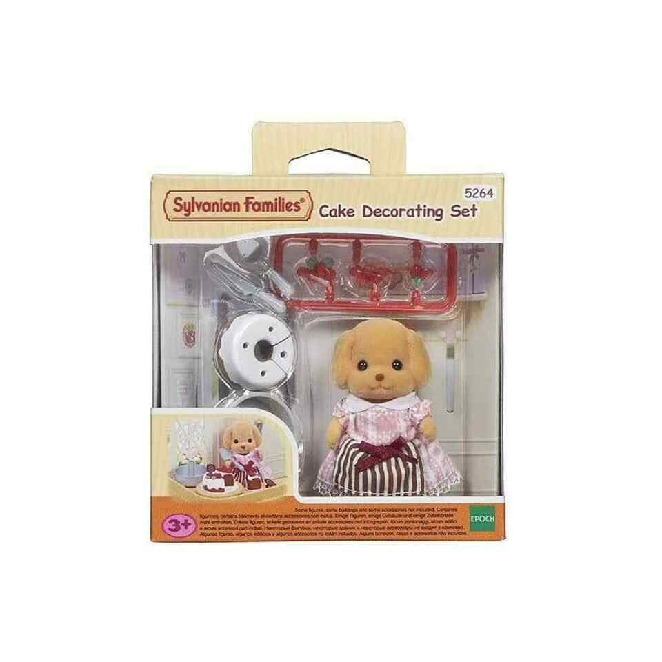Sylvanian Families CAKE DECORATION SET 5264