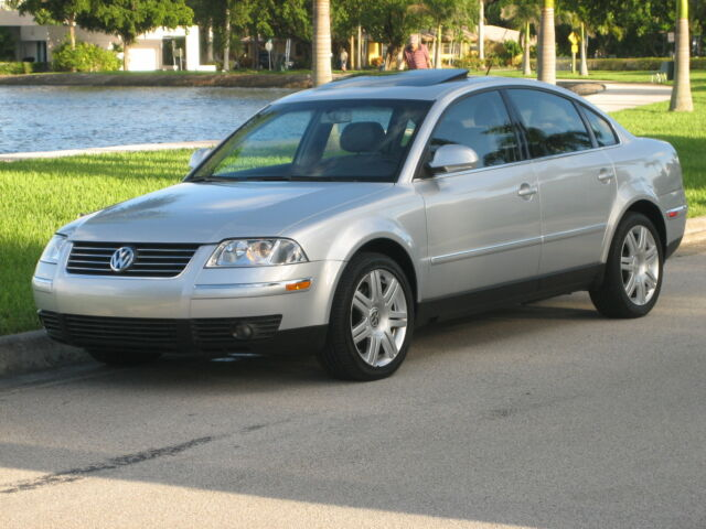 2005 04 vw passat tdi gls one owner turbo diesel low miles. Black Bedroom Furniture Sets. Home Design Ideas