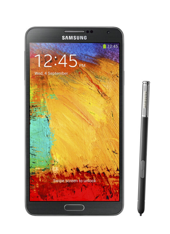Samsung  Galaxy Note 3 SM-N900 - 32 GB - Jet black - Smartphone