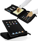 Synthetic Leather Folding Folio Cases for iPad 2
