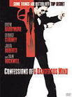 Confessions of a Dangerous Mind (DVD, 2003)