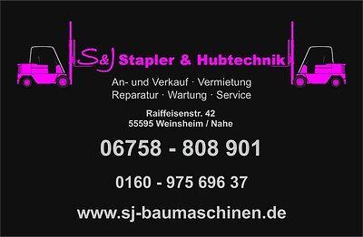 S&J Stapler und Hubtechnik