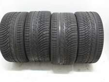 Kit di 4 gomme usate 245/50/18 Michelin