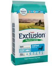 Exclusion Mediterraneo Adult pesce Small Breed per cani 1 sacco x 2 kg