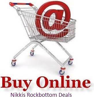Nikki's Rockbottom Deals