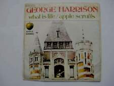 Vinile 45 giri del 1971-George Harrison-What is life