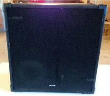 Casse Acoustic Professional 1600W e Amplificatore