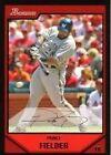 Bowman Prince Fielder Baseball Cards