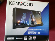 Monitor stereo auto con Ricevitore dvd KENWOOD