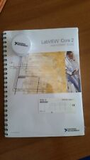 National Instruments LabVIEW Core 2 User Manual