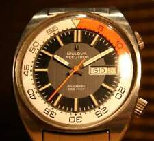 Splendido Bulova Accutron Snorkel 666 ft 2 corone