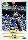 Rookie Shawn Kemp NBA Basketball Trading Cards