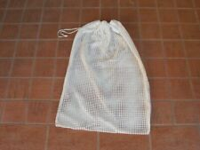 British army washing bag net laundry soiled linen
