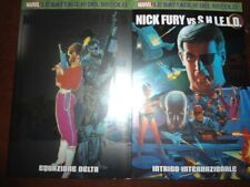 Fumetti nick fury vs shield completo