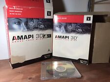 Software 3D Amapi 3D vintage. Per System 8.1 x Mac, Win 2000