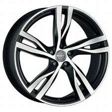 Cerchi in lega mak stockholm ice black da 20 pollici - ford focus
