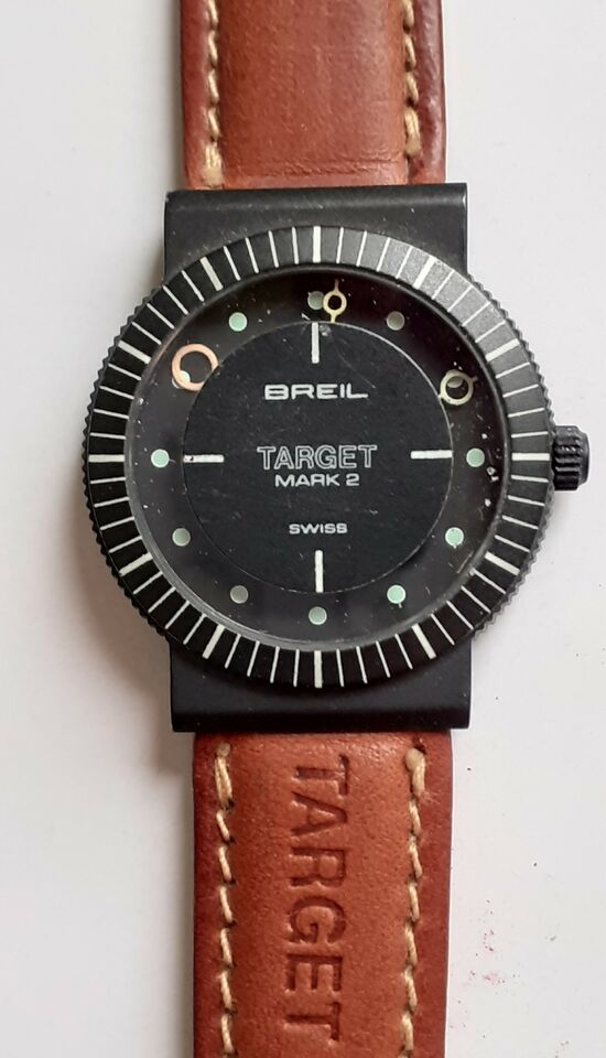 Orologio breil target mark 2 new old stock 4