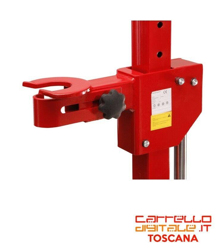 Compressore estrattore idraulico ammortizzatori 1T 5