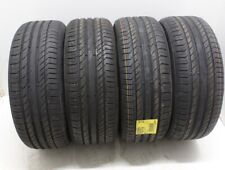 Kit di 4 gomme nuove 225/35/19 Continental