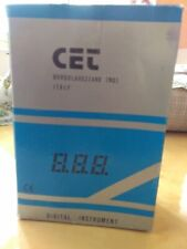 CET LCM digital counter