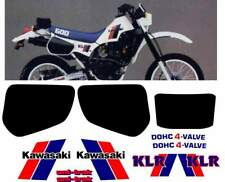 KAWASAKI KLR600 adesivi stickers decal KLR 600
