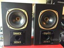 Tannoy NFM 8 dual concentric gold