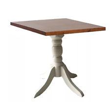 Tavolo in legno Faggio tinto cm 80x80 - Modello Vera