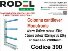Cantilever materiale vario