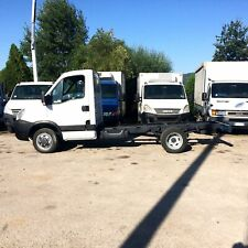 Camion iveco daily 35c12 telaio