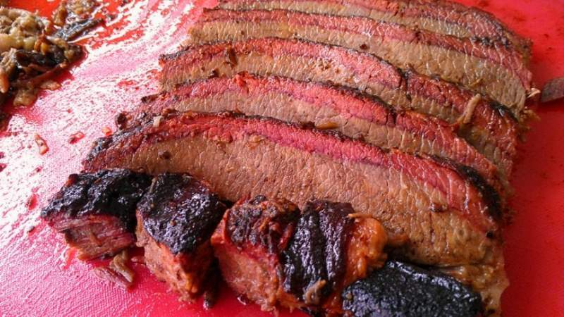Chef American Cooking grilled and Smoked meat