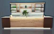 Banco bar completo refrigerato usati/fiera campionaria