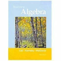TERRY MCGINNIS - Beginning Algebra (10th Edition) - HARDCOVER ( Like New )