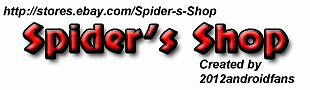 Spider's Shop