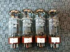 EL34 EL34B Valvole Matched Quad per Marshall