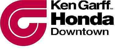 Garff Downtown Honda Parts